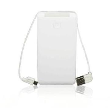 Nuevo diseño Power Bank con unidad flash USB para promoción