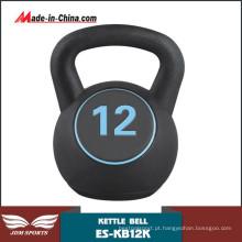12lbs Kettlebell para adultos com boa qualidade (ES-KB12)