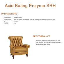 Enzyme d'attaque acide