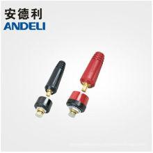 Юэцин сварочный кабель соединитель мужской и женский производителя в Китае