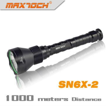 Maxtoch-SN6X-2-Long-Range-18650 Outdoor-LED-Taschenlampe