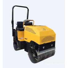 High efficiency diesel roller compactor with EPA