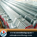 Carbon steel material ERW steel pipe making proces..
