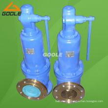 Válvula de seguridad menor (GA900)