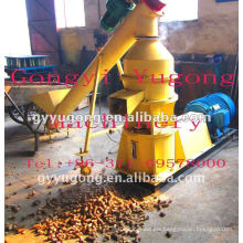 Sunflower briquette machine with the 37kw motor