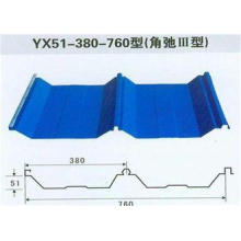 Residential color coated lightweight roof tiles building ma