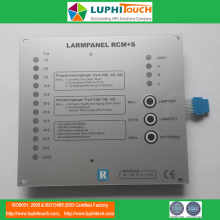 Leading for Stainless Steel Membrane Keypad R-CON AB LARMPANEL RCM+S Aluminium Backer Membrane Keypad export to Italy Suppliers