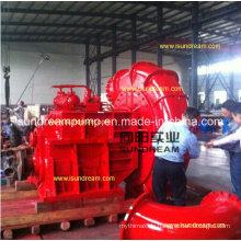 China-Lieferanten-Sand-Saugbagger-Pumpe