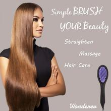 Professional Hair Brush with 3D Design