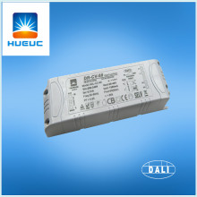 Factory source manufacturing for 36W Round LED Driver TUV Authentication DALI Dimmable 60w led driver supply to Indonesia Exporter