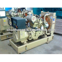 Комплект дизельного генератора мощностью 22 кВт для дизельного двигателя с двигателем Cummins