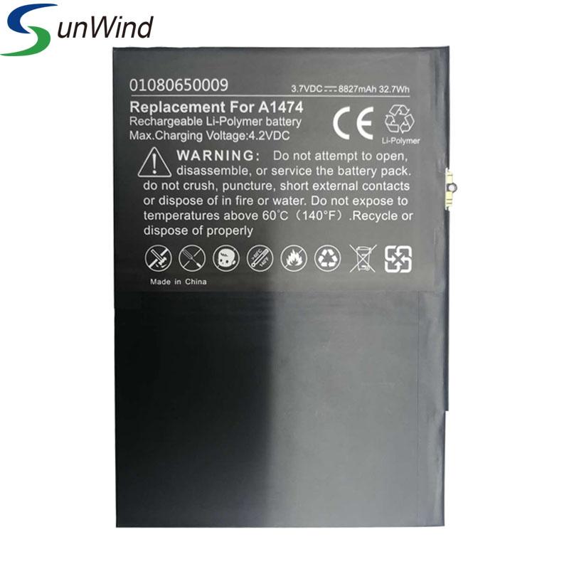 ipad air battery