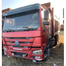 Used HOWO 6x4 336 Dump Truck 40Ton Tipper