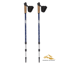 China for Alpenstock Trekking Outdoor lock portable trekking pole export to Zimbabwe Suppliers