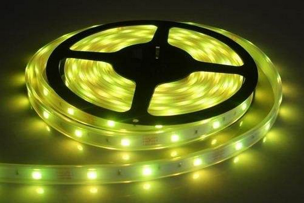 Flexible strip light
