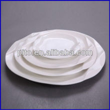 Diamond shallow dish