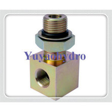 Special Hydraulic Thread Connector Adapter Block
