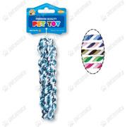 Twisted Rope Bone Dog Toy (SIC20568)