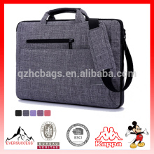 Fancy laptop messenger bag,laptop and tablet bag for travelling, business, college and office