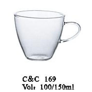 Promotional Double Wall Glass Cup for Water Juice Beer Coffee Tea, Hot Selling Egg Shape Glass Cup for Juice or Wine