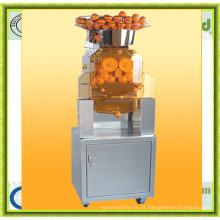 Extrator de suco de laranja industrial automático
