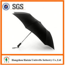 Cheap Prices!! Factory Supply manual umbrella with Crooked Handle