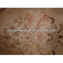 100% tissu polyster / design jacquard en tissu de haute qualité