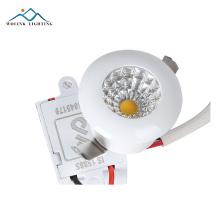El precio de fábrica refrescó la luz llevada 1w del punto del aluminio de la emergencia IP44