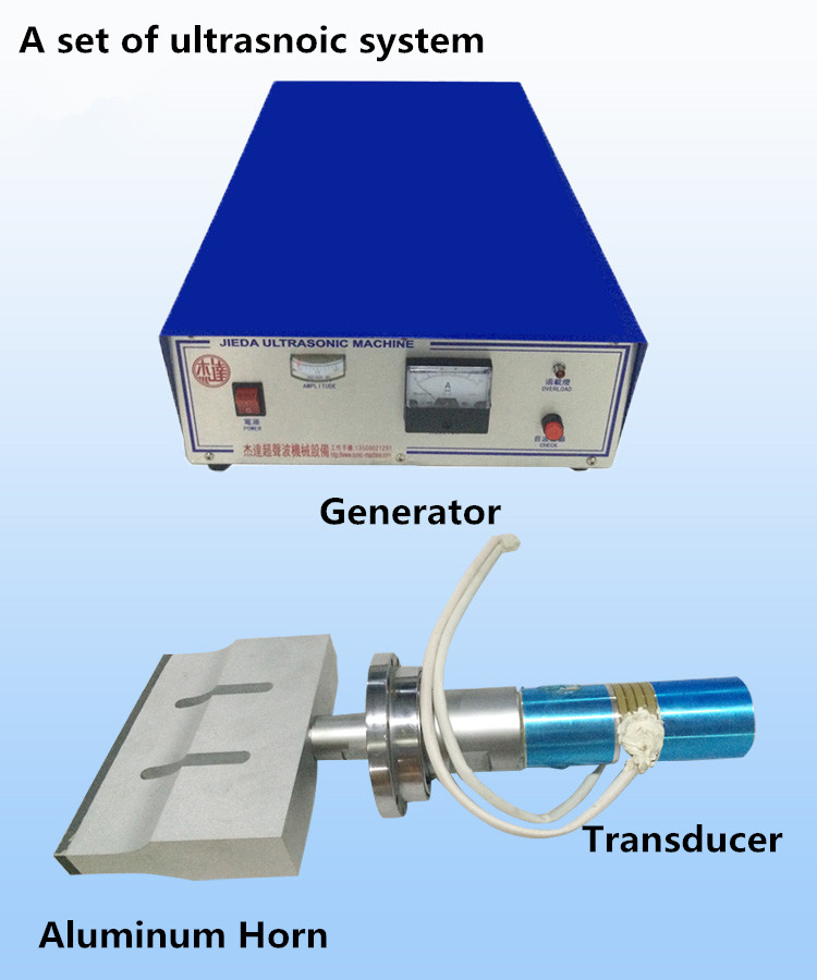 Ultrasonic Generators for Machines
