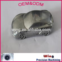 car mold with electroplating