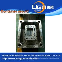 Molde de plástico de inyección de plástico personalizado y inyección de plástico