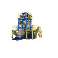 Liga de alumínio de baixa pressão morrem equipamentos de fundição