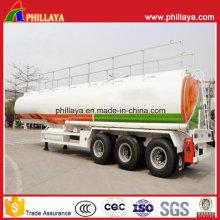 Semi remorque de camion-citerne de stockage de carburant (FLY9644FT)