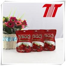 70g Sachet Tomatenpaste-Stand Verpackung Hersteller