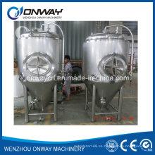 Bfo Cerveza de acero inoxidable Equipo de fermentación de cerveza Yogurt fermentación tanque Acido Industrial Juice fermentación de la máquina