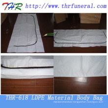 LDPE Material with C Type Zipper Body Bag