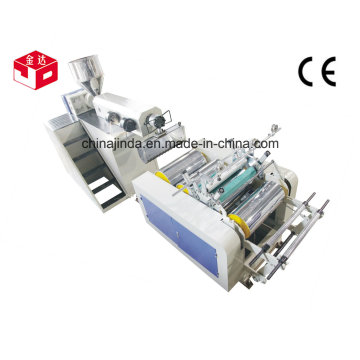 Slw-700-1250 PVC Stretch Cling Film Making Machine