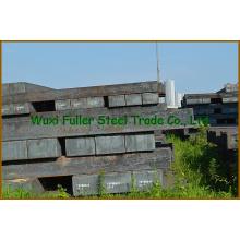 Placa de acero Q345 de China
