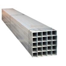 en10219 s235jr pre galvanized square pipe ! 25*25mm hollow section square galvanized tubes