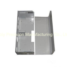 Sheet Metal Fabrication Part with Laser Cutting