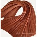 Tissu de corde de pneu de coupe de polyester