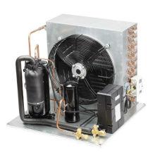 R404A r22 refrigeración hermético de la cámara fría, compresador y condensador para cuarto frío