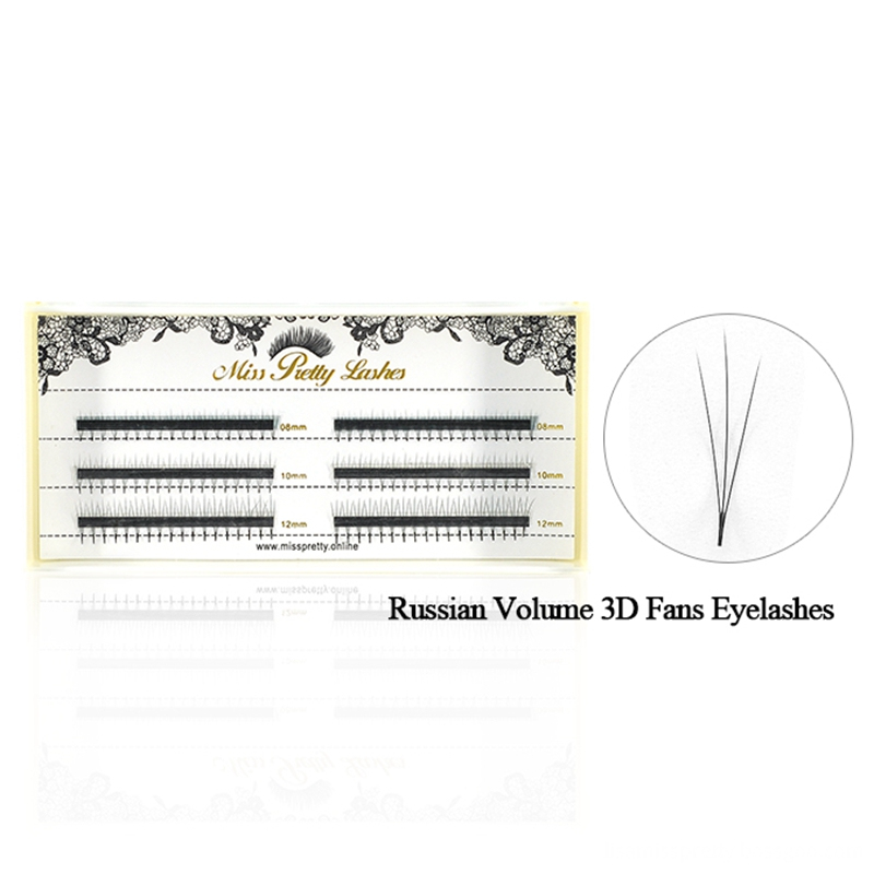 3D Pre-Made Fan eyelash