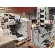 Machine d'impression Flexo (ZB-420-2C) avec 2 couleurs