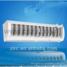 cortina de aire de calefacción de enfriamiento