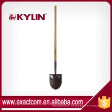 Konstruktion Carbon Fibre Shovel Griffe
