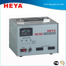 Servo Motor Controle AC Regulador de Voltagem Automático 1500va / AVR