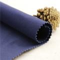 21х21+полиэфир 70d/140x74 264gsm 144см глубокое море синий двойной хлопок стрейч саржа 2/2С ткань твил спандекс ткань хлопок Португалия