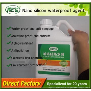Nano spray impermeável para todos os tipos de revestimentos de superfície decorativa