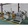Automatic Material Rack and Straightening Help to Cradle Strip